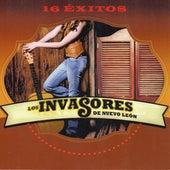 16 Exitos de Los Invasores De Nuevo Leon