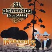 21 Reatazos Musicales de Los Invasores De Nuevo Leon