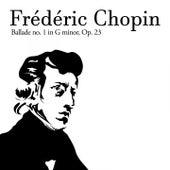 Ballade no. 1, Op. 23 de Frédéric Chopin
