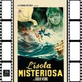 Mysterious Island (L'isola Misteriosa) by Bernard Herrmann