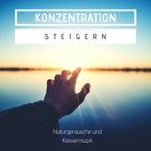 Konzentration Steigern: Naturgeräusche und Klaviermusik by Klaviermusik Entspannen