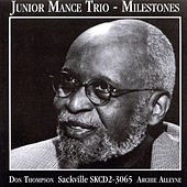 Milestones by Junior Mance Trio