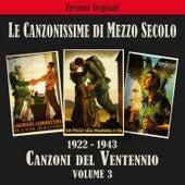 Grande enciclopedia del ventennio 1922-1943, Vol.3 de Various Artists
