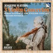 Haydn: Violin Concertos In C Major Hob.VIIa: 1, In G Major Hob. VIIa: 4, In A Major Hob. VIIa: 3/ Salomon: Romance in D Major by Simon Standage