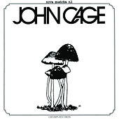 John Cage by John Cage