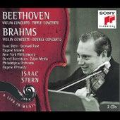Beethoven/Brahms: Violin Concertos; Double Concerto; Triple Concerto by Various Artists