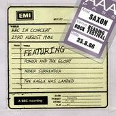 BBC In Concert (23rd August 1986) de Saxon
