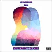 Different Colors de Lil Buzzard