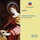 Handel: Cantatas; Arias de Raymond Leppard