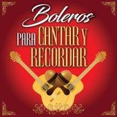 Boleros Para Cantar Y Recordar de Various Artists
