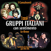 Gruppi italiani  con sentimento von Various Artists