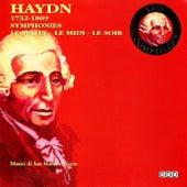 Haydn: Symphonies Le Matin - Le Midi - Le Soir by Various Artists
