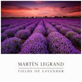Fields Of Lavender von Martèn LeGrand