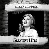Greatest Hits de Helen Merrill