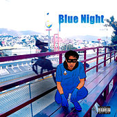 Blue Night by Adamantium Golden
