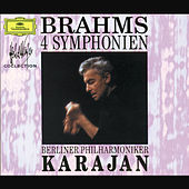 Brahms: The Symphonies by Berliner Philharmoniker