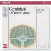 Geminiani: 12 Concerti Grossi, after Corelli Violin Sonatas, Op.5 by Roberto Michelucci