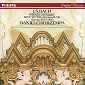 Bach, J.S.: Toccata & Fugue in D minor, etc. by Daniel Chorzempa