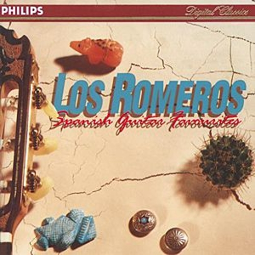 Spanish Guitar Favourites by Various Artists