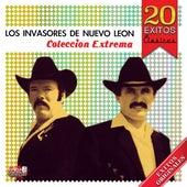 Coleccion Extrema de Los Invasores De Nuevo Leon