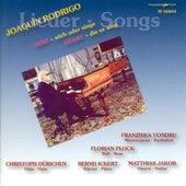 Rodrigo, J.: Vocal Music by Various Artists