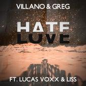 Hate Love von El Villano