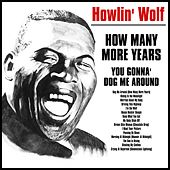 How Many More Years You Gonna' Dog Me Around de Howlin' Wolf