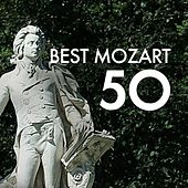 50 Best Mozart de Various Artists