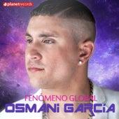 """Fenómeno Global de Osmani Garcia """"La Voz"""""""
