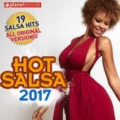 Hot Salsa 2017 (19 Salsa Latin Hits (Salsa Romántica, Urbana, para Bailar)) de Various Artists