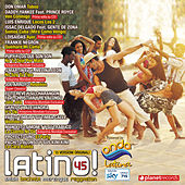 Latino 45 - Salsa Bachata Merengue Reggaeton (Latin Hits) von Various Artists