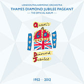 Thames Diamond Jubilee Pageant de David Parry