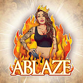Ablaze 2015 by Alfons