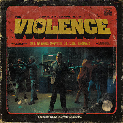 The Violence by Asking Alexandria