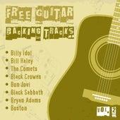 Free guitar backing tracks Vol.2 by Pop Music Workshop