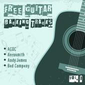 Free Guitar Backing Tracks, Vol. 1 by Pop Music Workshop