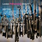 Britten: Double Concerto, Variations on a Theme of Frank Bridge & Les Illuminations by Vladimir Jurowski