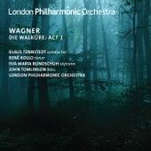 Wagner: Die Walkure, Act 1 von Klaus Tennstedt