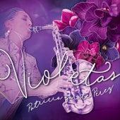 Violetas de Patricia Zarate Perez