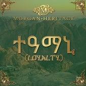 Africa X Jamaica de Morgan Heritage
