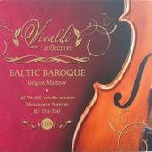 Vivaldi Collection 8 Manchester Sonatas RV 754 - 760 from Baltic Baroque / Grigori Maltizov de Baltic Baroque