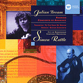 Rodrigo: Concierto de Aranjuez - Takemitsu: To the Edge of Dream - Arnold: Guitar Concerto by Julian Bream