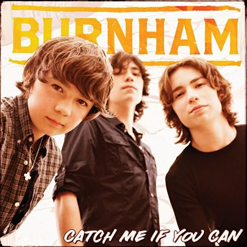 Catch Me If You Can by Burnham