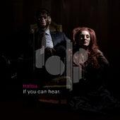 If You Can Hear von Halou