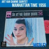 Manhattan Time 1956 by Art Van Damme
