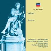 Handel: Sosarme by Anthony Lewis