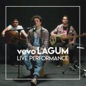 Lagum- Live Perfomance | VEVO de Lagum