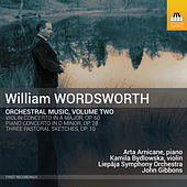 Wordsworth: Orchestral Music, Vol. 2 de Various Artists