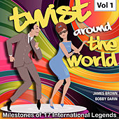 Milestones of 17 International Legends Twist Around The World, Vol. 1 by Various Artists