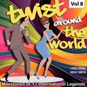 Milestones of 17 International Legends Twist Around The World, Vol. 8 von Duane Eddy